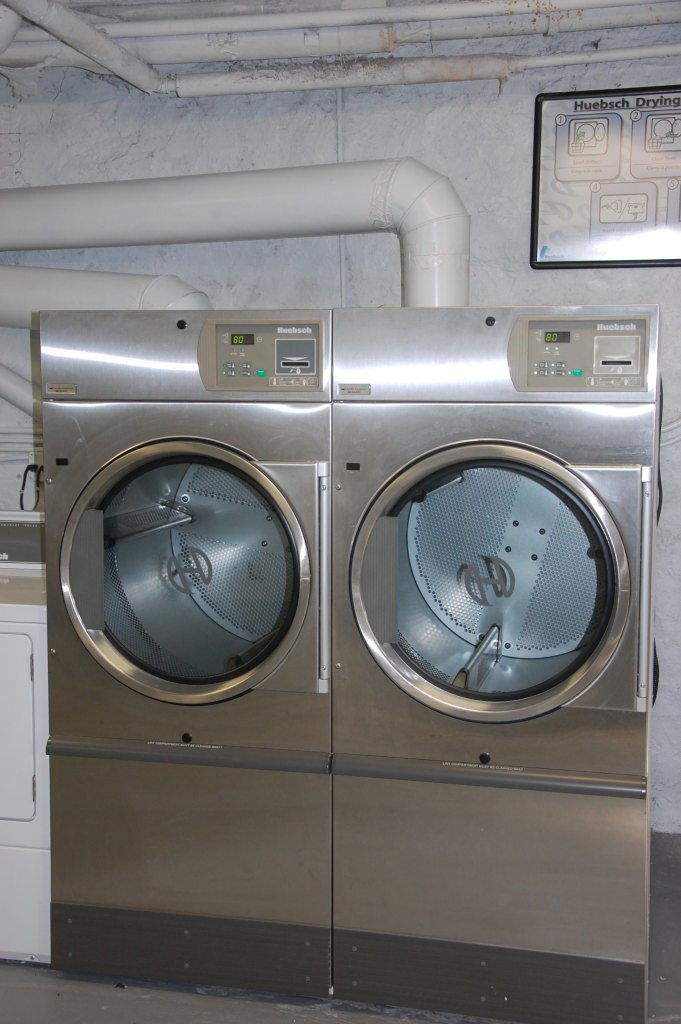 New Huebsch 30 lbs. commerical Dryers Thumbnail