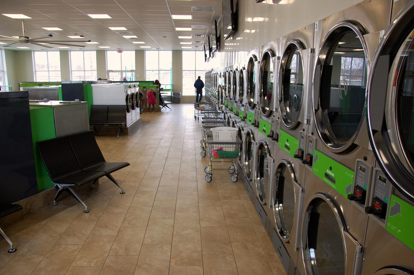 speed wash coin laundry