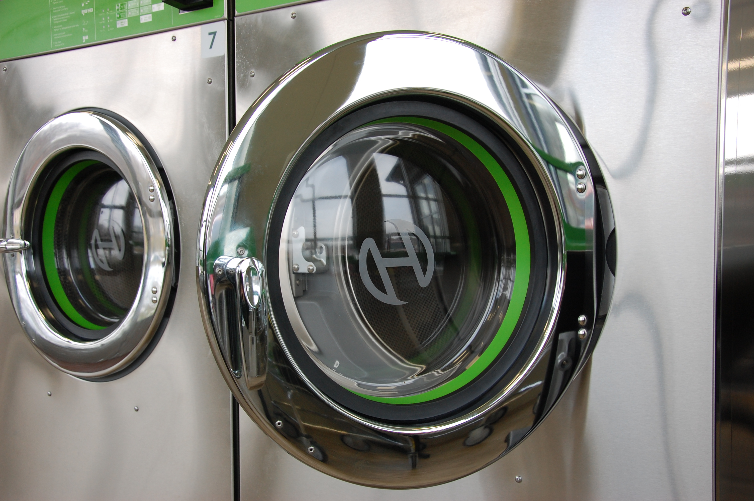 High Speed Huebsch Galaxy 600 Washers & Dryers Thumbnail