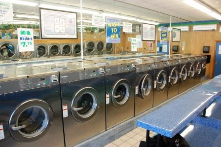 Coin laundry business - Setting Up a Coin Laundry Business
