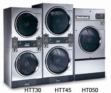 Huebsch Coin Laundry Equipment Commercial Washers