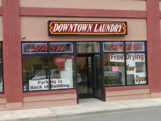 Downtown Laundromat - Middletown NY Thumbnail