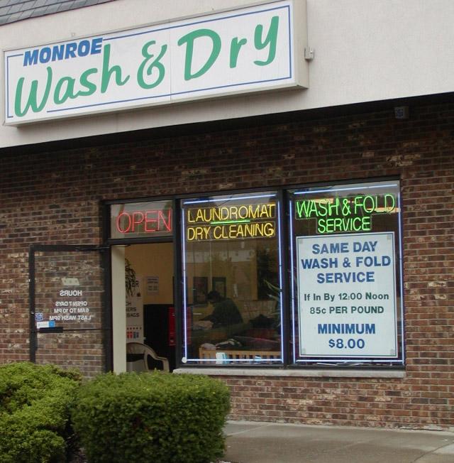 Monroe Laundromat » HK Laundry Equipment