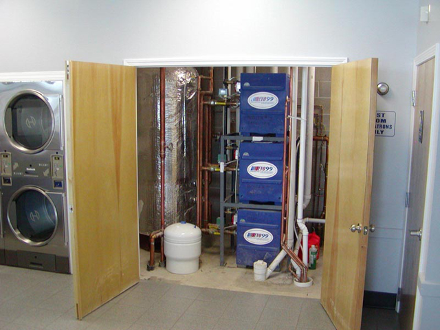 Energy Saving Water Heating System Thumbnail