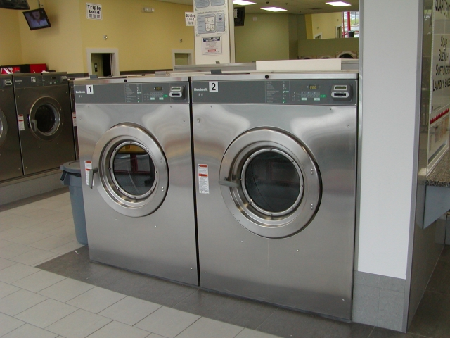 2 Huge Huebsch Galaxy 80 lbs. washers Thumbnail