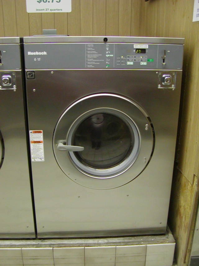 60 lbs. Galaxy washer (HCN060KCV) Thumbnail