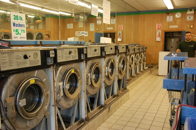 Briarcliff Laundromat Renovation 187 Hk Laundry Equipment