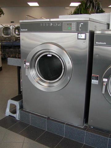 Huge 80 lbs. washer/extractor Thumbnail