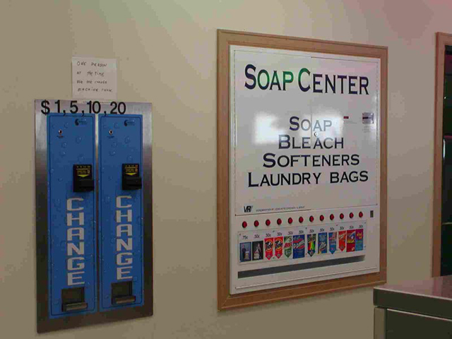 Basic Necessities - Change & Soap Thumbnail