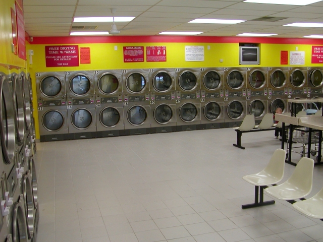 Walls of Dryers Thumbnail