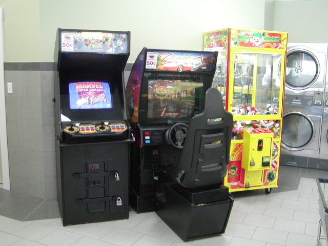 Arcade Games for additional revenue. Thumbnail