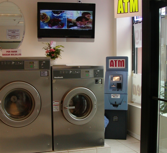 Washers & Large TV & ATM Thumbnail