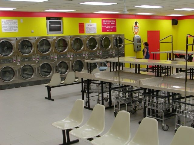Plenty of Folding Tables & Dryers Thumbnail